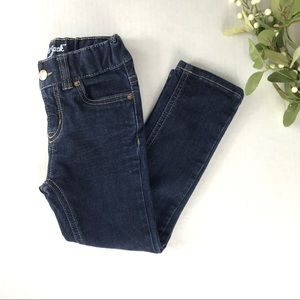Other - Cat and Jack dark wash skinny 4T jeans
